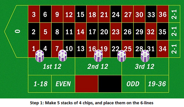 Minecraft gambling map