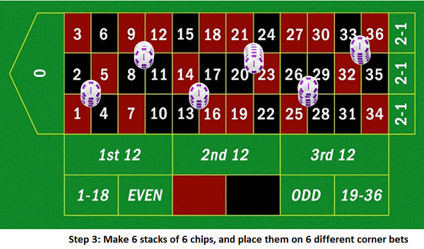 optimal roulette strategy